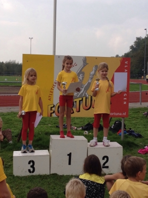 CK outdoor 2014 Podium Minis