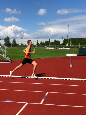 Wouter 4x400m
