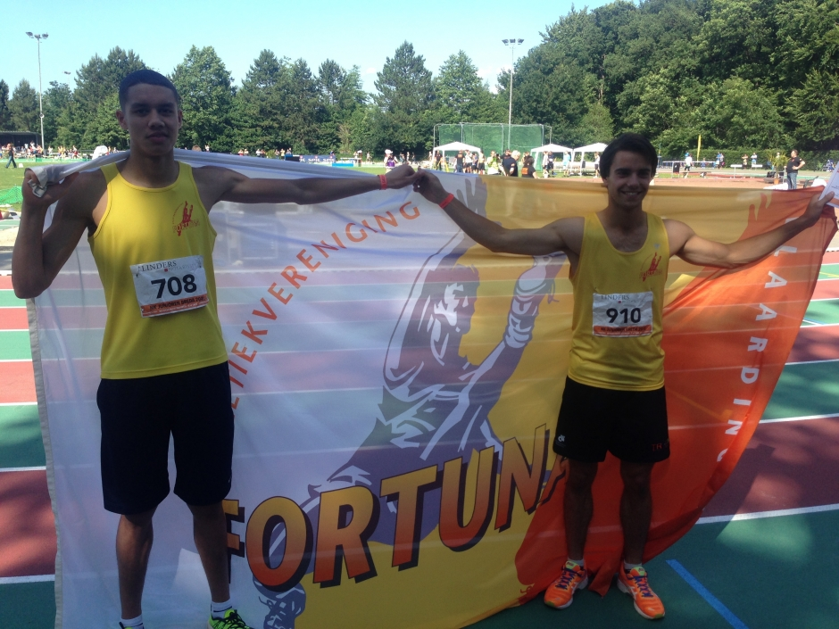 Loek & Liam Fortuna Toppers!