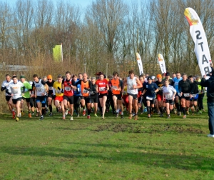 Start 10 km start Cross